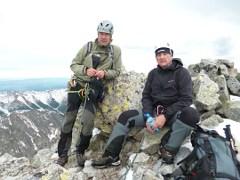 wspinaczka po Tatrach